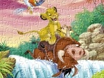 Play Lion King Jigsaw free
