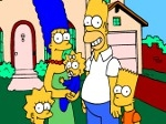 Game Color The Simpsons