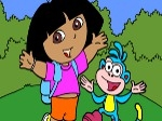 Play Color Dora free