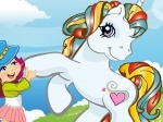 Play Decorate My Little Pony free