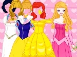 Game Princess dresses