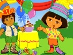 Play Dora Super Silly Costume Maker free