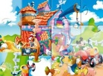Play Disney Racers Puzzle free