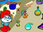 Play The Smurfs Papa's Memory free