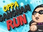 Play Oppa Gangnam Run free