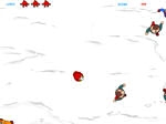 Play Snowball Warrior free