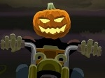 Play Pumpkin Head Rider 2 free
