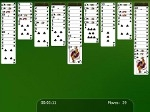 Play Golden Spider Solitaire free