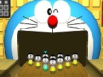 Play Doraemon Bowling Game free