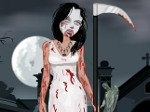 Play Zombie Girl Dress Up free