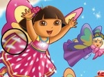Play Dora's Hidden Numbers free