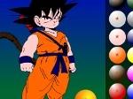 Play Paint Goku free