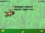 Play Monkey Keepy Ups free