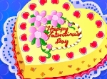 Play Valentine Cake Decoration free