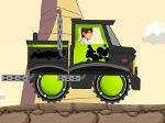 Play Ben 10 Xtreme Truck free