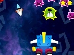 Play Robots and Aliens: Invaders Catch free