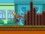 Game Bart on Bike