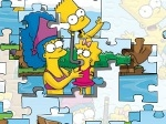 Play The Simpsons Jigsaw free