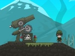 Play Artillery Rush free