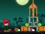 Game Angry Birds Halloween