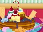 Game Pancake Dressup