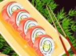 Game Sushi Classes: Philadelphia Roll