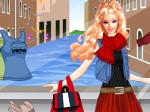 Play Barbie on holidays free