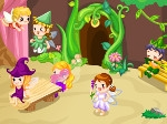 Play Decorate Fairy's Home free