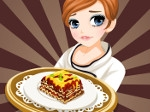 Play Tessa's cooking Lasgna free
