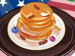 Game American pancakes