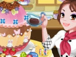 Play Tessa's cooking Easter cake free