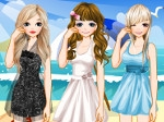 Play Fashion Summer Girls free