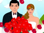 Play Dress the Bride and Groom free
