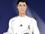 Game Cristiano Ronaldo Dress Up