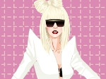 Play Dressing up Lady Gaga free