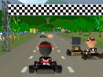 Game Karting Super Go