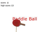 Play Paddle Ball free