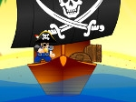 Play Angry pirates free