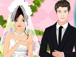 Play Beautiful Wedding Dressup free