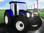 Game Tractor Farm Racing