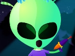 Game Alien Dress-up