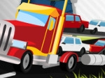 Game Car Transporter 2