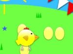 Play Happy Miss Chicken free