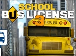 Game School Bus License 3