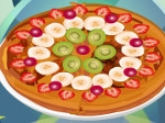 Play Yummy Fruit Pizza free