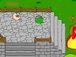 Play Super Dramatic Flash Mini-Golf RPG free