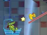 Game Gator Eat Duck