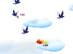 Game Pat the Parrot: Jump to new heights