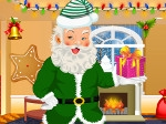 Play Santa Claus Dress up free