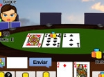 Play Mugalon Poker Winter Edition free